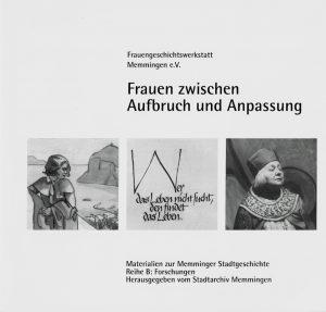 """Heft """"Frauen zwischen Aufbruch und Anpassung"""""""