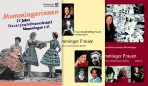 Publikationen der Frauengeschichtswerkstatt Memmingen