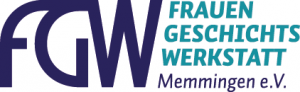 Logo der Frauengeschichtswerkstatt Memmingen