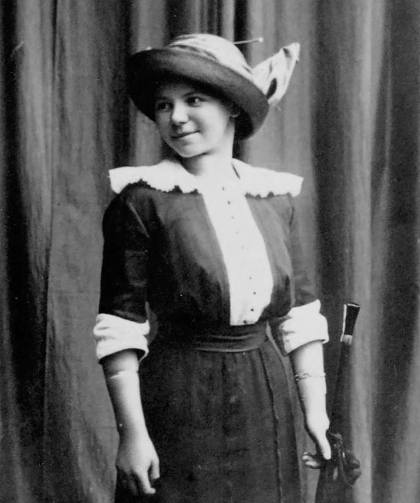Hedwig Bähr - 1942 ermordet in Auschwitz